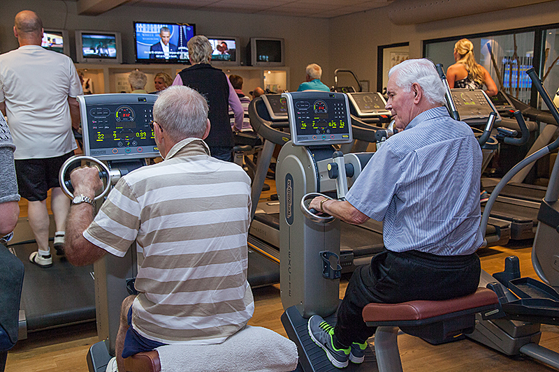 Fitnessen in je eigen tempo