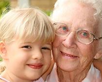 'Ouderen en kinderen, dat trekt elkaar'