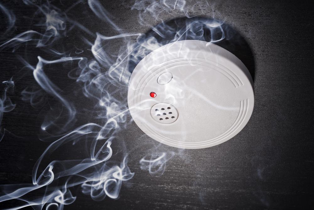 Brandveilig thuis wonen