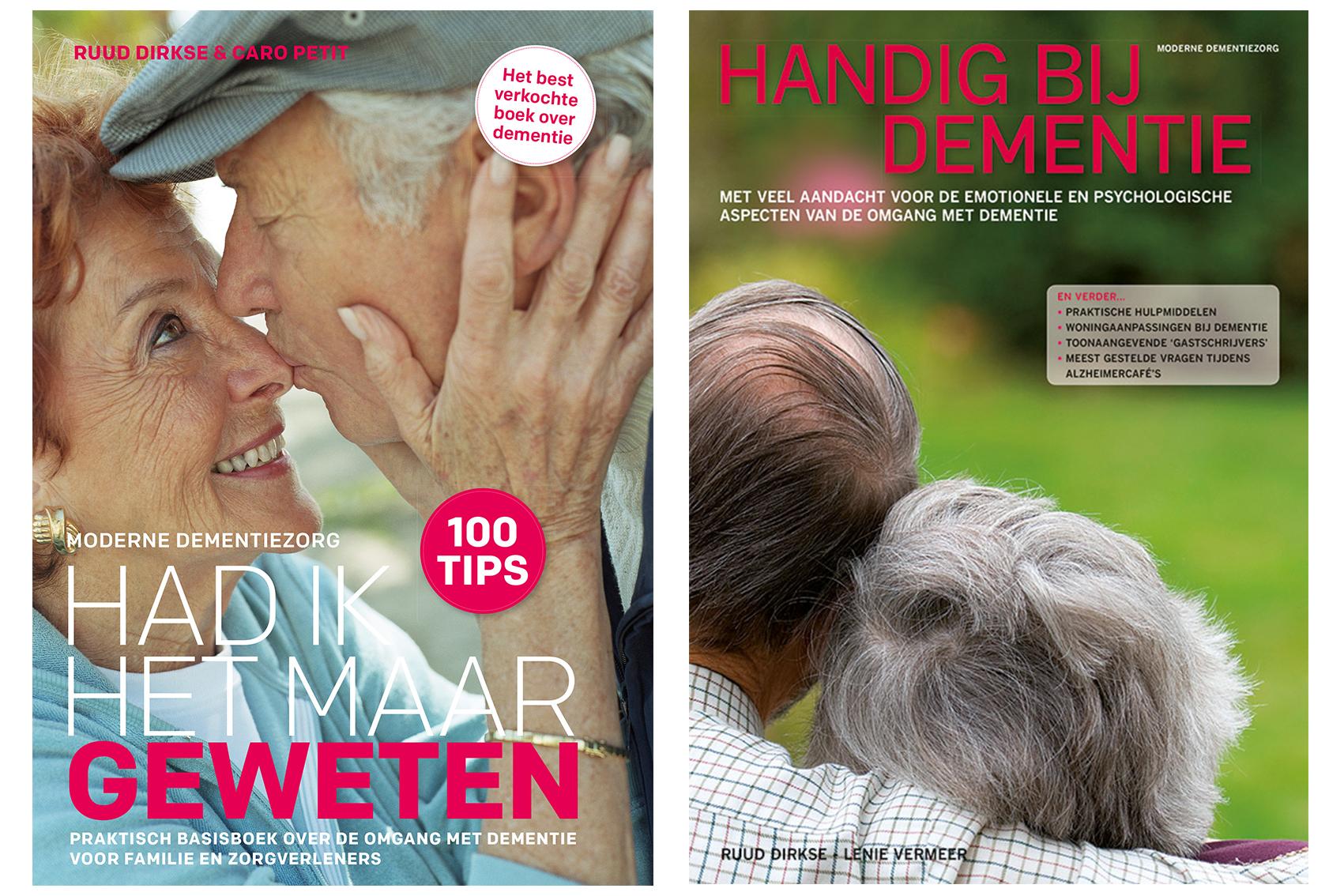 Testpanel: 'Een heel praktisch boek over dementie'