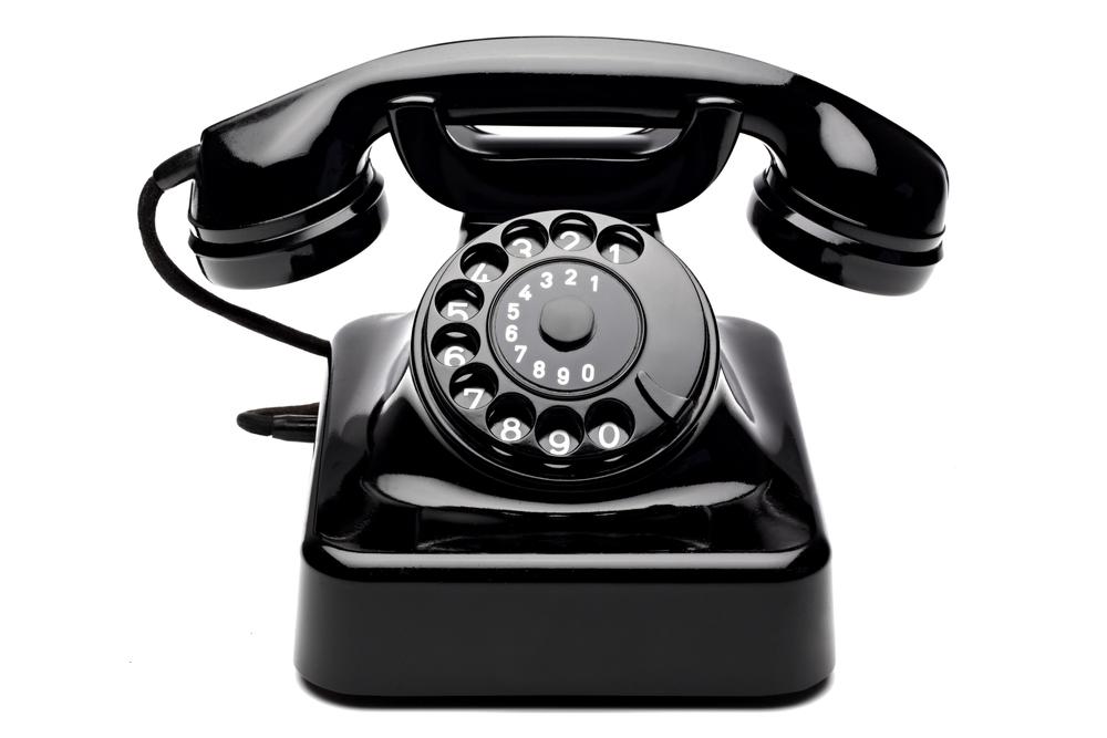 Elke dag urenlang bellen