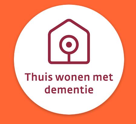 Steun bij thuis wonen met dementie