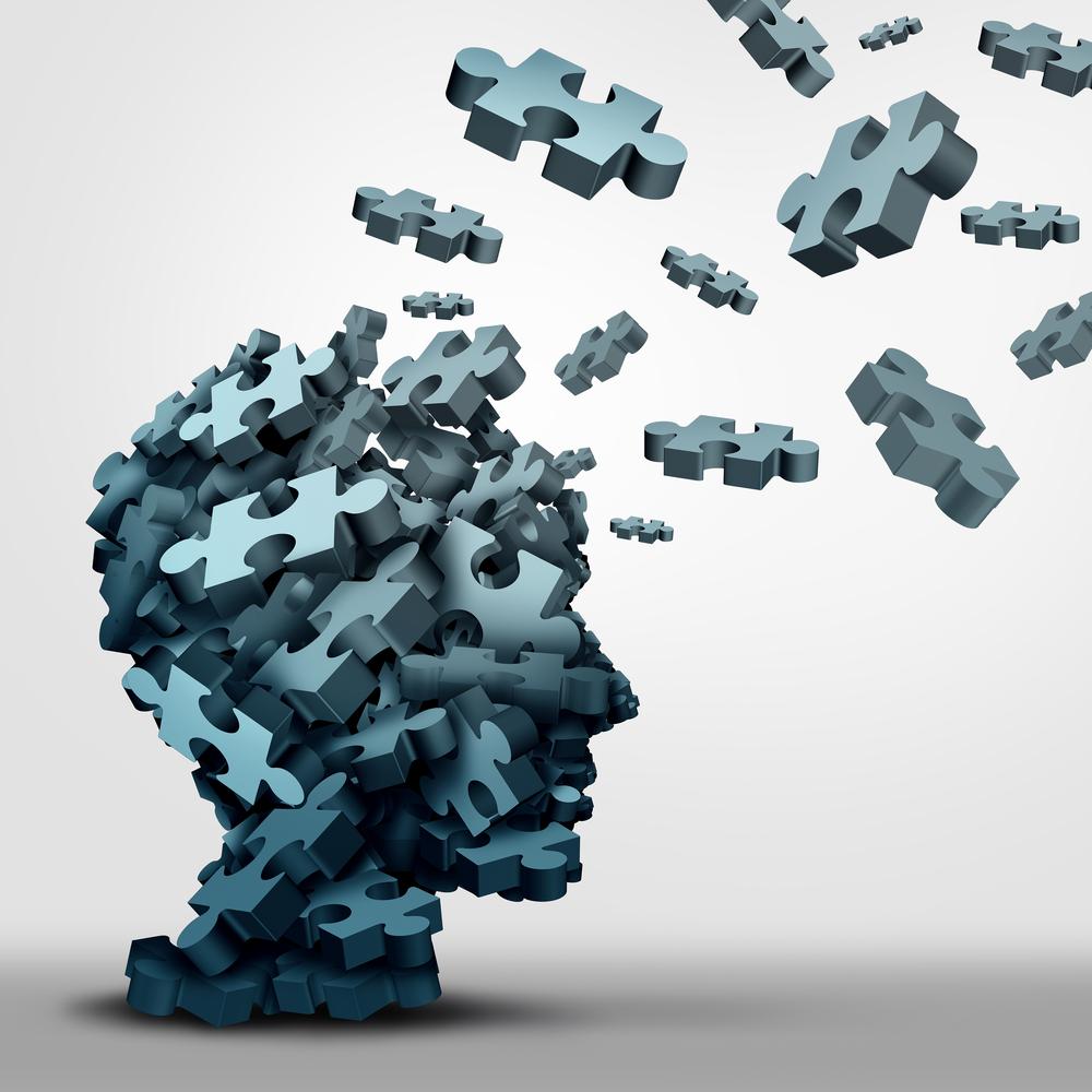 'Ik, last van dementie? Welnee'